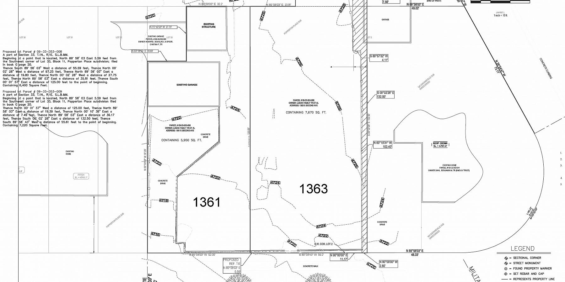 1361 E. Second Avenue, Salt Lake City, UT 84103