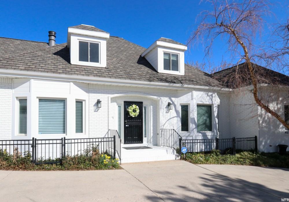 1754 E. Fort Douglas Circle, Salt Lake City, UT 84103